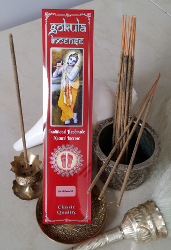 Sandalwood Incense Sticks - 20 grams